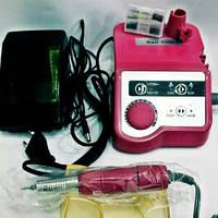 Фрезерная машинка для маникюра и педикюра Electric drill 218 (35000 об./мин) CVL /59