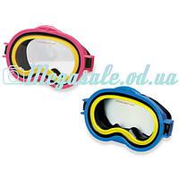 Маска для подводного плавания Intex от 8 лет: 2 цвета (Intex 55913)