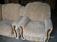 Перетяжка и ремонт мягкой мебели, фото 1
