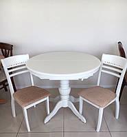 Стол круглый wt 48 со стульями 064, Китай