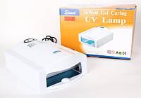 УФ Электронная лампа для ногтей (ультрафиолетовая лампа), Simei SМ-911, 36 W, CVL /42