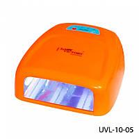 УФ Лампа 36 Вт c электронным таймером + выдвижное дно+ электронная) Lady Victory LDV UVL-10-05 /0-21
