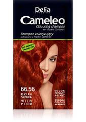 Оттеночный шампунь Delia Cosmetics Camelio 40 мл.