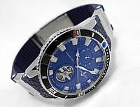 Мужские часы в стиле Nardin - Automatic 200м blue tourbillon, механические с автозаводом