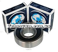 Подшипник 6206 RS (30*62*16) резина запчасти