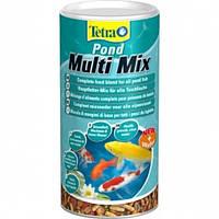 Корм для рыб TetraPond Multi Mix 1L