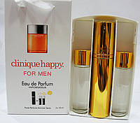 Духи набор Clinique Happy for men (клиник)