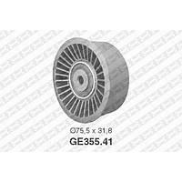 Ведущий ролик ремня ГРМ Opel Vivaro 2.5 DTI, 2.5 CDTI; SNR GE355.41
