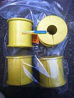 Подушка штанги стабилизатора заднего ГАЗ 3302 бочонок (силикон) пр-во Украина