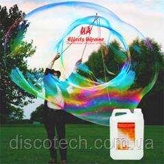 Концентрат для создания ГИГАНСКИХ мыльных пузырей CONCENTRAT GIGANT BUBBLE 1:29 - 0.5L
