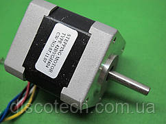 Двигатель шаговый уп 1,8 ф5,0/ 28 Ом Stepping Motor 42BYGH-404