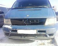 Зимняя накладка Mercedes Vito 1995-2002, Глянец, фото 1