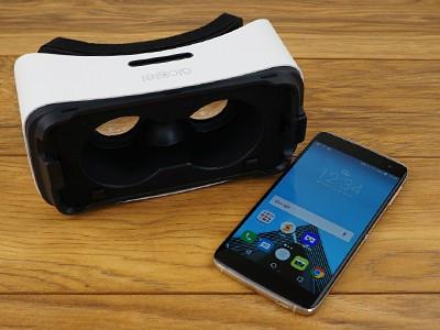 Обзор Alcatel Idol 4S: виртуальная реальность в кармане