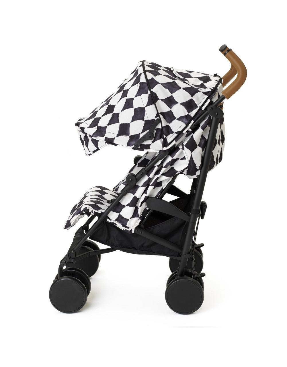 Прогулочная коляска-трость Elodie Details Stockholm Graphic Grace