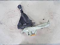 Кулиса, ручка переключения передач для Nissan Primera P12 седан, 2.0I, 2004 г.в. 34101AV700, 34101AV710