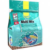 Корм для рыб Tetra POND Multi Mix 4 л