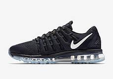 Кроссовки Nike Air Max 2016 Black/Relfect/Silver, фото 3