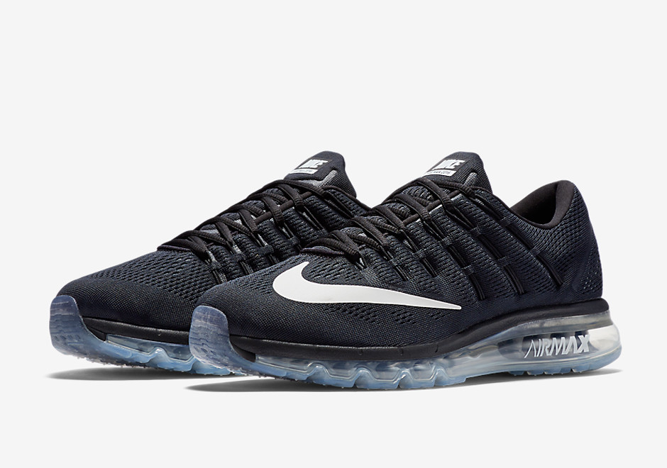 Кроссовки Nike Air Max 2016 Black/Relfect/Silver
