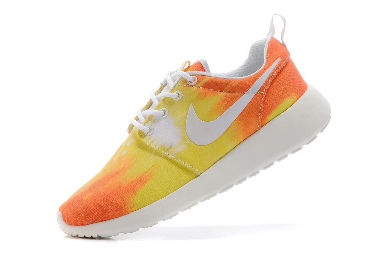 Кроссовки Nike Roshe Run Print London Olympics Sunrise