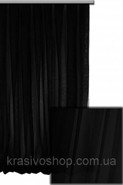 Французький гіпюр чорний З