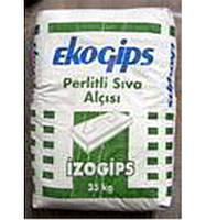Штукатурка гипсовая Изогипс Экогипс 25 кг