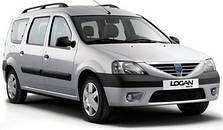 Фаркопы на Dacia Logan MCV (2007-2013) универсал