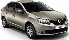 Фаркопы на Dacia Logan (2013-2020) седан