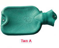 Грелка резиновая тип А-2