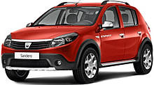 Фаркопы на Dacia Sandero StepWay (2010-2013)