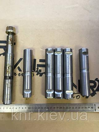 Палец передней рессоры  30*154 мм FAW 3252(Фав 3252)