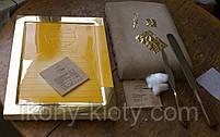 Сусальное золочение икон и деревянных рам, фото 6