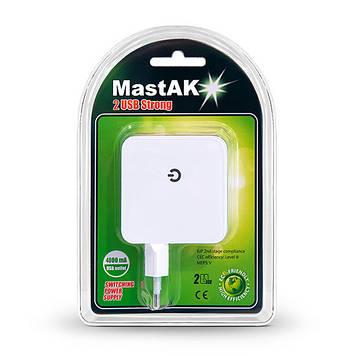 Зарядное устройство MastAK MF-225 ( USB 5v 4800mA )