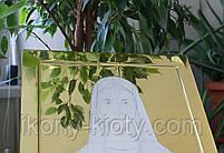 Сусальное золочение икон и деревянных рам, фото 5