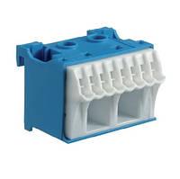 Блок дополнительных N-клемм 2x16mm² + 8x4mm² , Hager KN10N