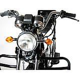 Мотоцикл Musstang Alfa MT110-2 red красный, фото 6