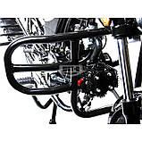 Мотоцикл Musstang Alfa MT110-2 red красный, фото 7