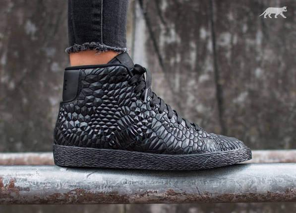 Кроссовки Nike Blazer Mid DMB (Black), фото 2