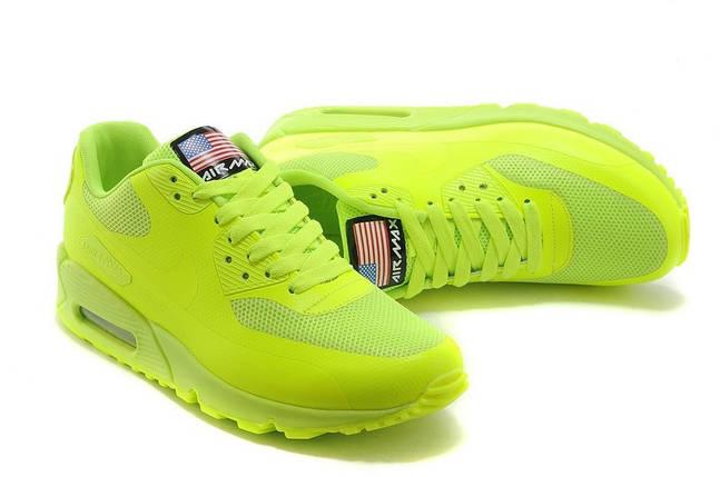 Кроссовки Nike Air Max 90 Hyperfuse USA Pak Volt, фото 2