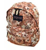 Рюкзак городской нейлоновый Цветы