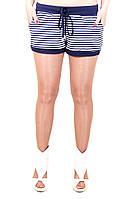 Шорты летние полоска, женские летние шорты, шорты в полоску, дропшиппинг от одной единицы