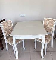 Стол wt 40 со стульями NC 04 крем, Китай