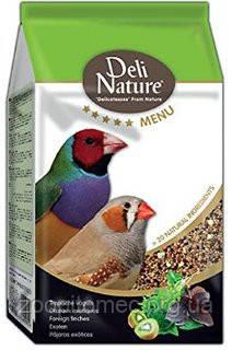 Корм для амадин Deli Nature (Дели Натюре) 5* Menu  20 натуральных ингридиентов  800 гр