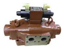 Гидрораспределители с электрогидравлическим управлением Р502АЛ, Р502АЕ, Р502БЛ, Р502БЕ