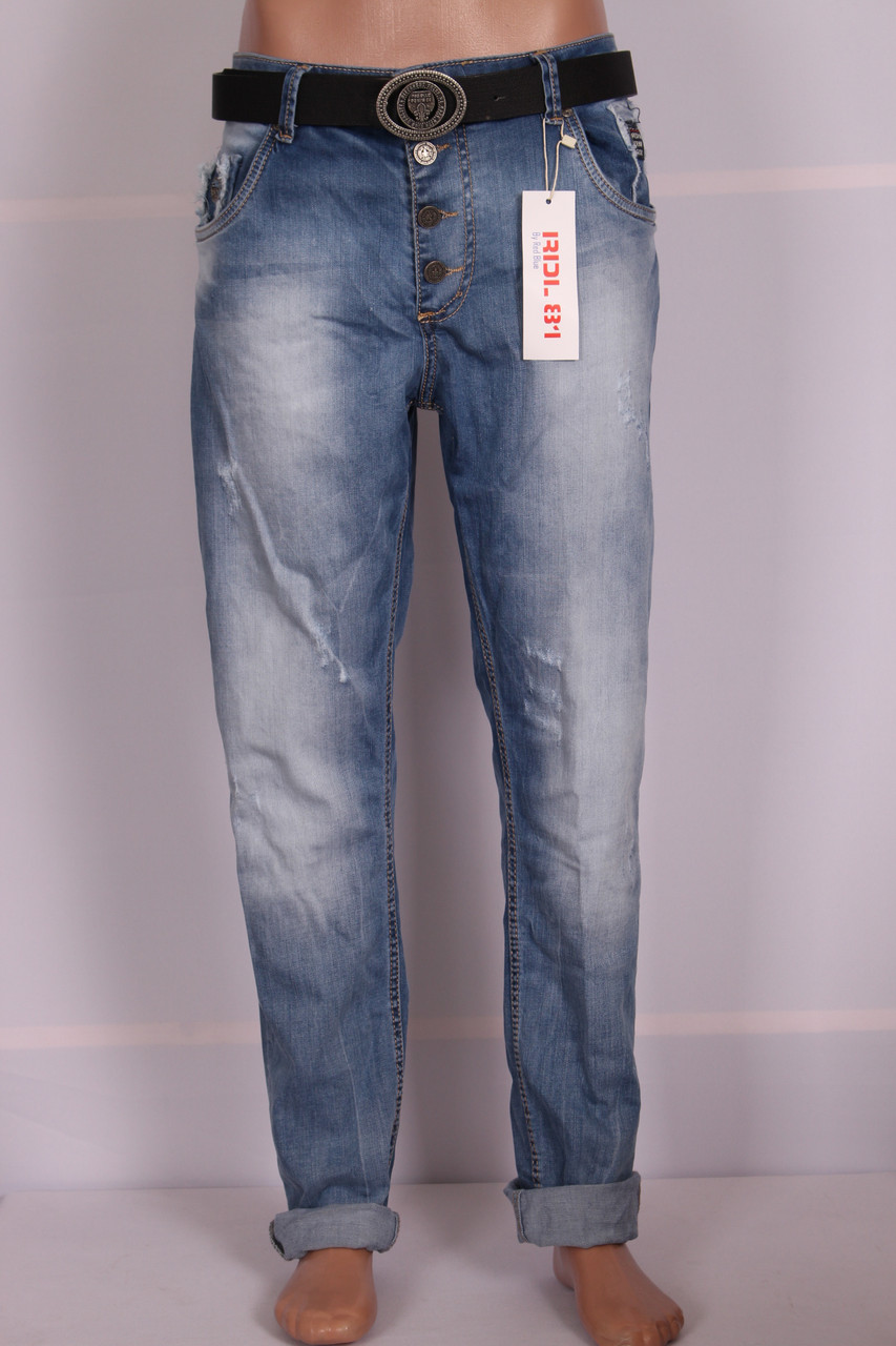 b3361b37dc3 Женские турецкие джинсы бойфренды Red Blue размеры 31.32 - Интернет-магазин