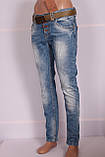 Женские турецкие джинсы бойфренды  Red Sold , фото 4