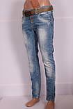 Жіночі джинси турецькі бойфренди Red Sold, фото 4