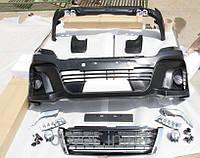 Обвес WALD на Toyota Land Cruiser Prado 150, фото 1