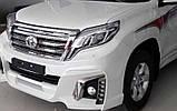Обвес WALD на Toyota Land Cruiser Prado 150, фото 9