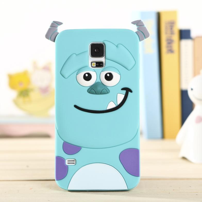 Чехол Монстр Салли для Samsung Galaxy S5 G900
