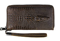 Кошелек барсетка Tiding Bag 6385 Crocodile